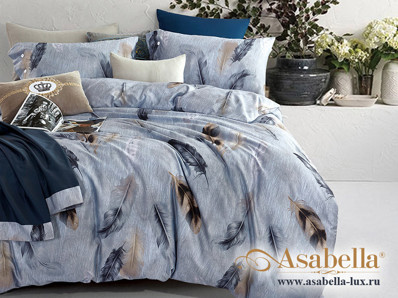 Комплект постельного белья Asabella 1143 (размер евро-плюс)