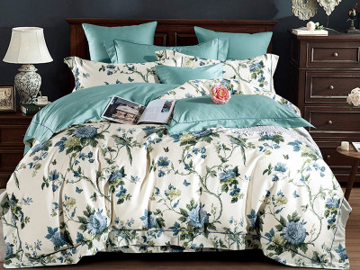 Комплект постельного белья Asabella 1145 (размер семейный)