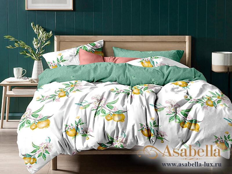 Комплект постельного белья Asabella 1151/180 на резинке (размер евро)