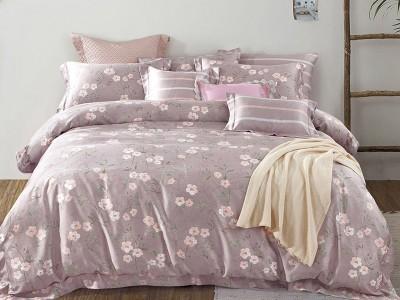 Комплект постельного белья Asabella 116 (размер евро-плюс)