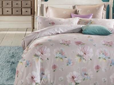 Комплект постельного белья Asabella 118 (размер евро)
