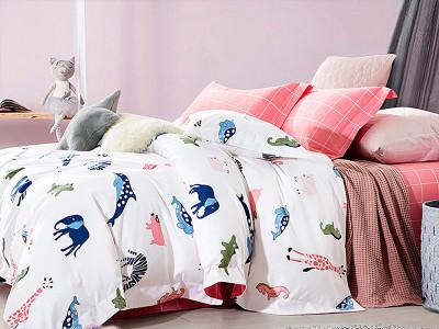 Комплект постельного белья Asabella 1181-4XS (размер 1,5-спальный)