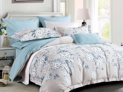 Комплект постельного белья Asabella 1185 (размер семейный)