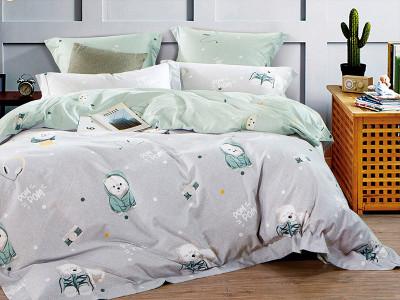 Комплект постельного белья Asabella 1188-4XS (размер 1,5-спальный)