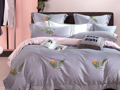 Комплект постельного белья Asabella 1189 (размер 1,5-спальный)