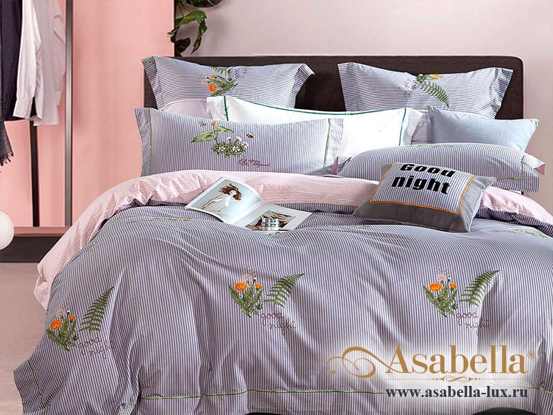 Комплект постельного белья Asabella 1189 (размер евро)