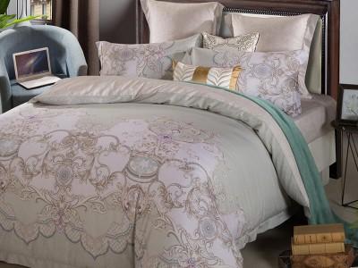 Комплект постельного белья Asabella 119 (размер 1,5-спальный)