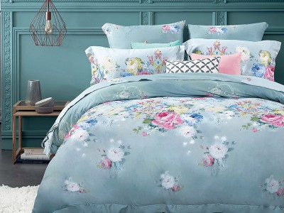 Комплект постельного белья Asabella 120 (размер евро)