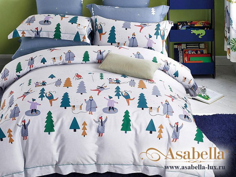 Комплект постельного белья Asabella 1202-4S (размер 1,5-спальный)