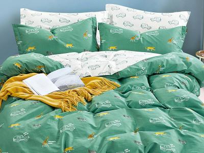 Комплект постельного белья Asabella 1207-4S (размер 1,5-спальный)