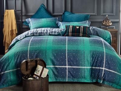 Комплект постельного белья Asabella 121 (размер евро)