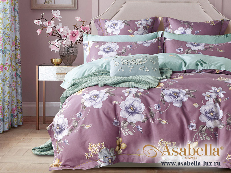 Комплект постельного белья Asabella 1213 (размер семейный)