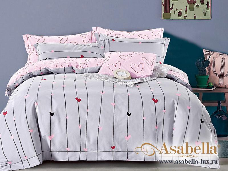 Комплект постельного белья Asabella 1216 (размер евро-плюс)
