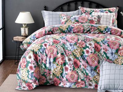 Комплект постельного белья Asabella 1219 (размер евро)
