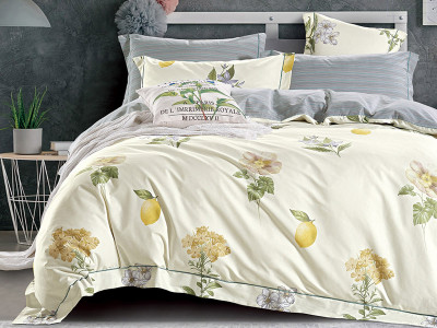Комплект постельного белья Asabella 1220 (размер евро)