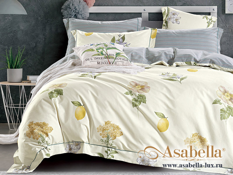 Комплект постельного белья Asabella 1220 (размер 1,5-спальный)