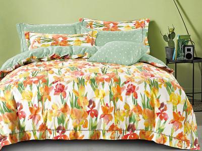 Комплект постельного белья Asabella 1222 (размер 1,5-спальный)