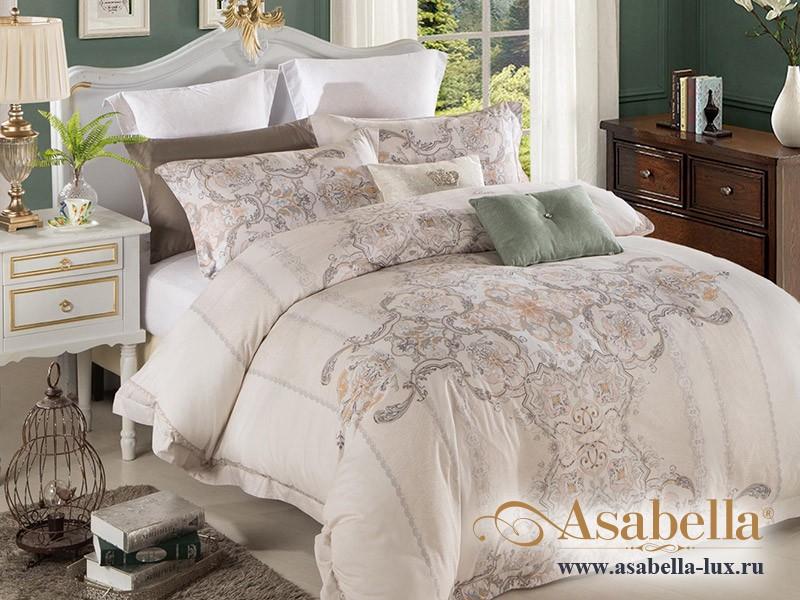 Комплект постельного белья Asabella 123 (размер евро)