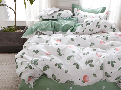 Комплект постельного белья Asabella 1232-4XS (размер 1,5-спальный)
