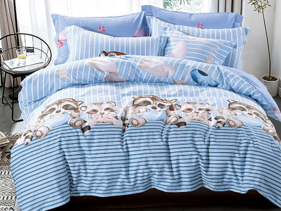 Комплект постельного белья Asabella 1234-4XS (размер 1,5-спальный)