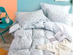 Комплект постельного белья Asabella 1240 (размер евро)