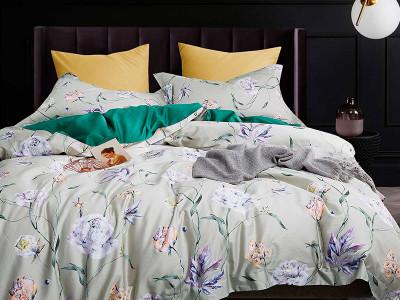 Комплект постельного белья Asabella 1245 (размер евро-плюс)