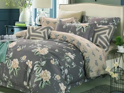 Комплект постельного белья Asabella 125 (размер евро)