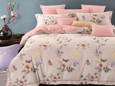 Комплект постельного белья Asabella 126 (размер евро)