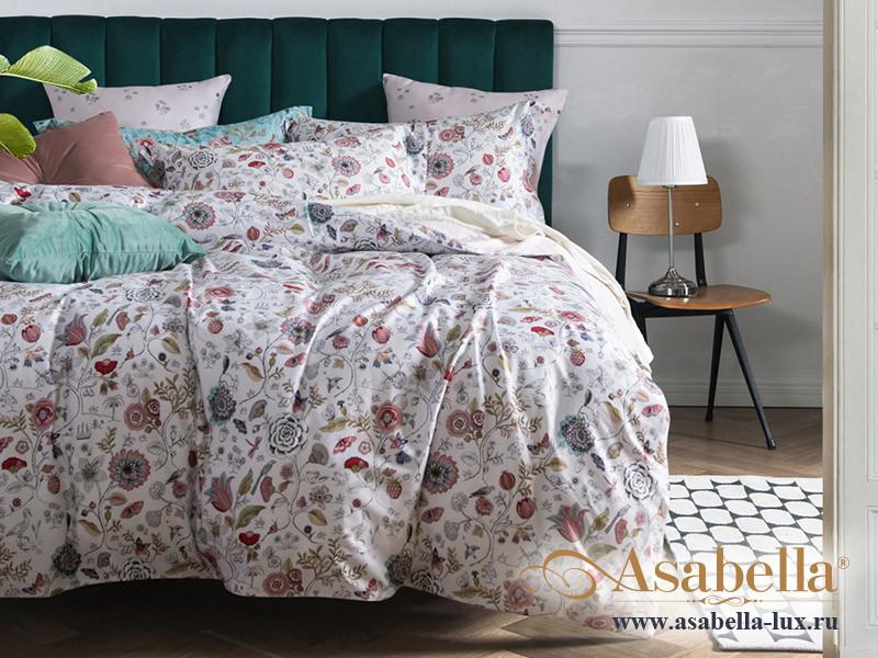 Комплект постельного белья Asabella 1261/160 на резинке (размер евро)