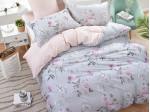 Комплект постельного белья Asabella 1263/180 на резинке (размер евро)