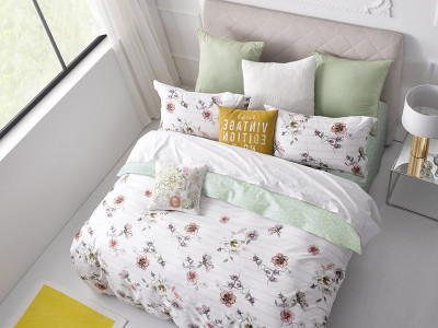 Комплект постельного белья Asabella 1264 (размер евро-плюс)