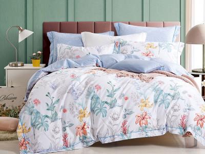 Комплект постельного белья Asabella 1266 (размер евро)