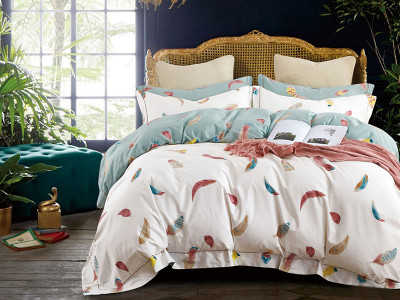 Комплект постельного белья Asabella 1268 (размер евро)