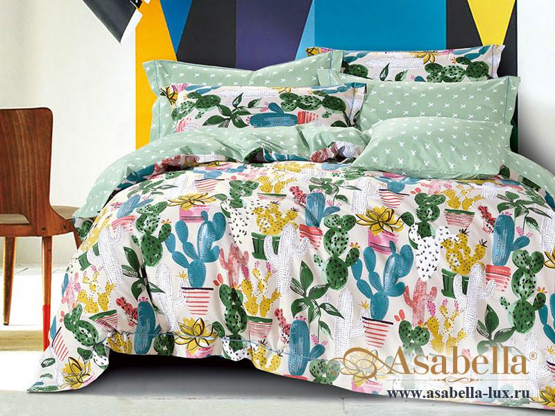 Комплект постельного белья Asabella 1274 (размер евро)