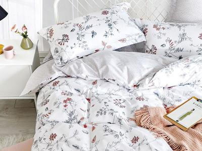Комплект постельного белья Asabella 1279 (размер евро-плюс)