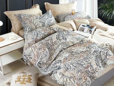 Комплект постельного белья Asabella 1280 (размер евро-плюс)