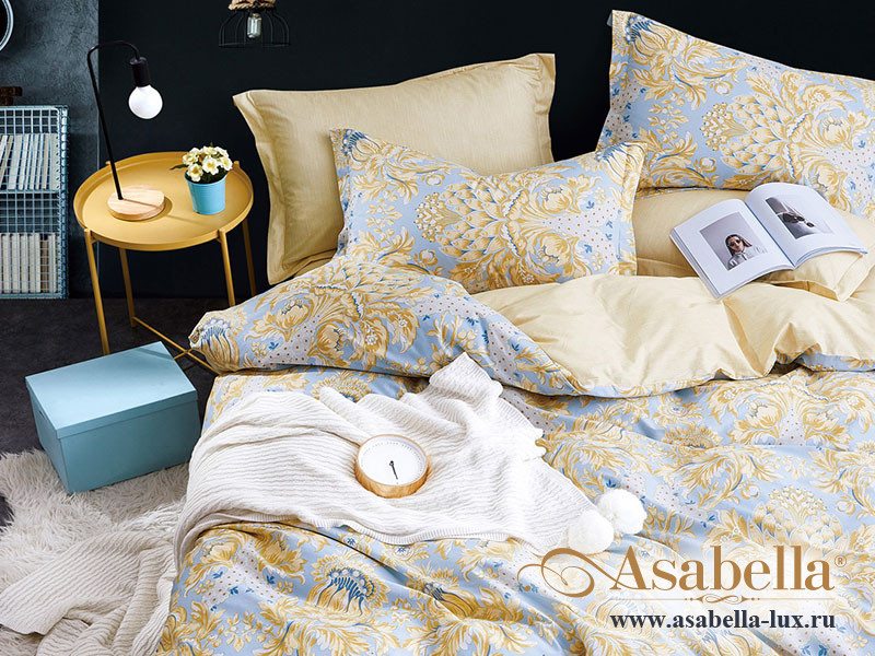 Комплект постельного белья Asabella 1284 (размер евро)
