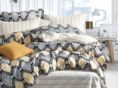 Комплект постельного белья Asabella 1289 (размер 1,5-спальный)