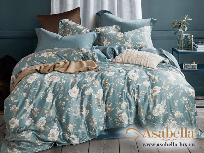 Комплект постельного белья Asabella 1301/180 на резинке (размер евро)
