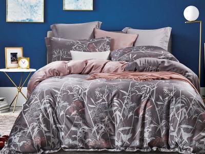 Комплект постельного белья Asabella 1302/180 на резинке (размер евро)