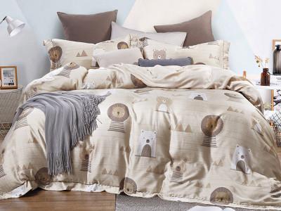 Комплект постельного белья Asabella 1303-4XS (размер 1,5-спальный)
