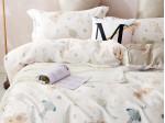 Комплект постельного белья Asabella 1304-4S (размер 1,5-спальный)