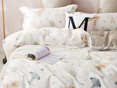 Комплект постельного белья Asabella 1304-4XS (размер 1,5-спальный)