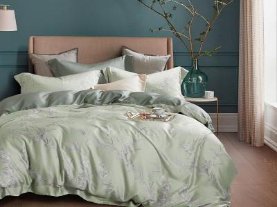 Комплект постельного белья Asabella 1306 (размер евро)