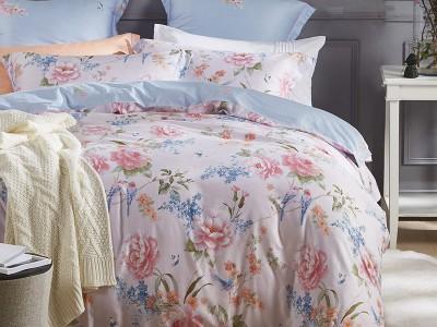 Комплект постельного белья Asabella 132 (размер евро-плюс)