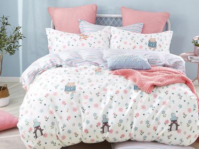 Комплект постельного белья Asabella 1322-4XS (размер 1,5-спальный)