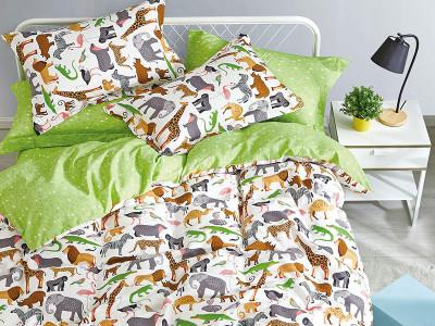 Комплект постельного белья Asabella 1329-4XS (размер 1,5-спальный)