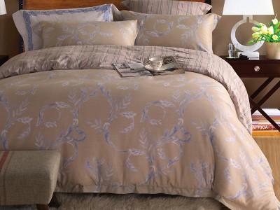 Комплект постельного белья Asabella 133 (размер евро-плюс)
