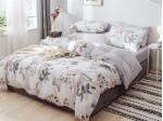 Комплект постельного белья Asabella 1332/160 на резинке (размер евро)