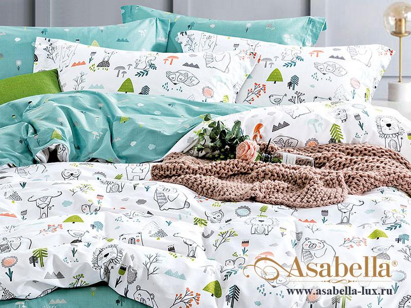 Комплект постельного белья Asabella 1334-4XS (размер 1,5-спальный)
